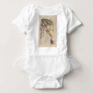 The Flower Garden - Matthew Darly Baby Bodysuit