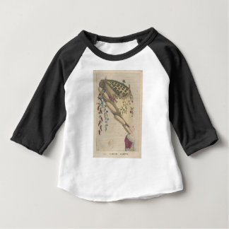 The Flower Garden - Matthew Darly Baby T-Shirt
