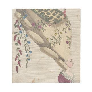 The Flower Garden - Matthew Darly Notepad