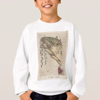 The Flower Garden - Matthew Darly Sweatshirt