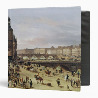 The Flower Market, 1832 Binders