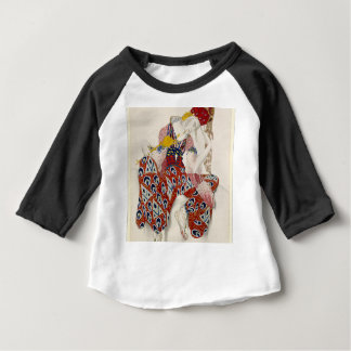 The Flower of Immortality - Dance Baby T-Shirt