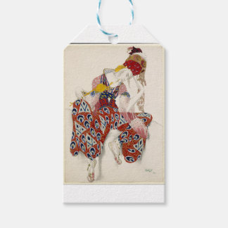 The Flower of Immortality - Dance Gift Tags