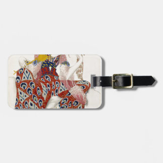 The Flower of Immortality - Dance Luggage Tag