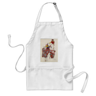 The Flower of Immortality - Dance Standard Apron