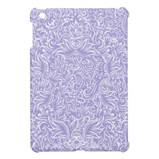 The flowing vines of Lilac iPad Mini Covers