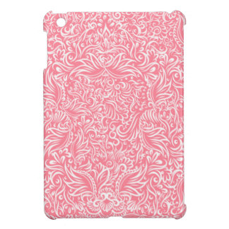 The flowing vines of pink iPad mini case