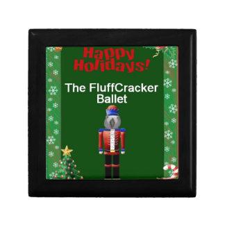 The Fluffcracker Ballet Gift Box