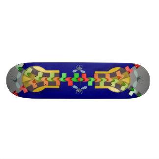 The Fly... Custom Skate Board