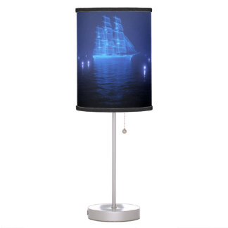 The Flying Dutchman Table Lamp