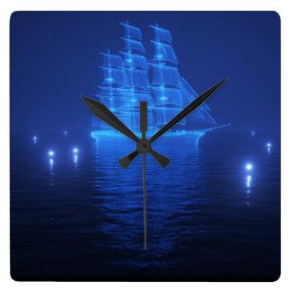 The Flying Dutchman Wall Clock