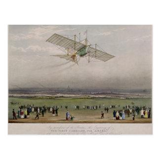The Flying Machine Postcard