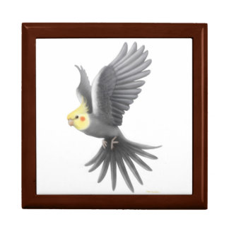 The Flying Pet Cockatiel Gift Box
