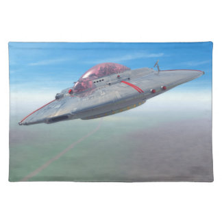 The Flying Saucer Placemat
