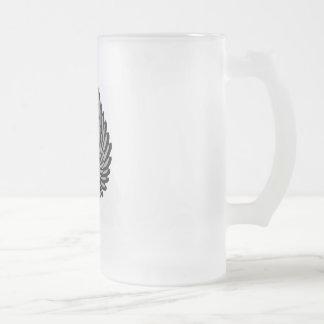 The Flying Skull Coffee Mugs