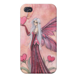 The Flying Valentine Fairy iPhone Case iPhone 4 Case