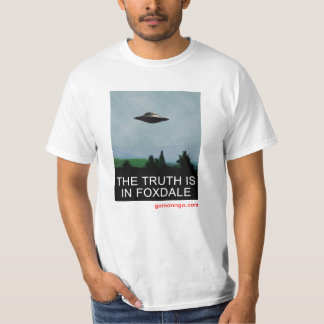 The (fo)X(dale) Files T-Shirt