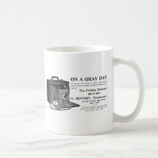 The Folding Montauk Camera Classic White Coffee Mug