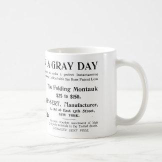 The Folding Montauk Camera Mug
