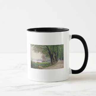 The Fontenay in Hamburg Mug