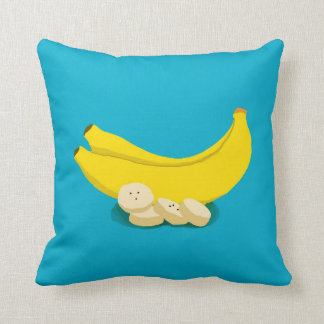 THE FOOD - BANANA THROW PILLOW