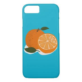 The Food - Orange iPhone 8/7 Case