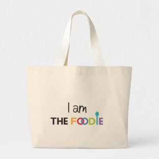 The Foodie Tote Bag