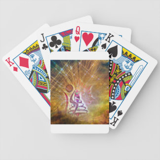 The Fool Bicycle Playing Cards