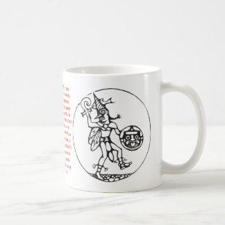 The fool black - Amazing Mexico Mug