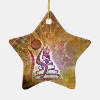 The Fool Ceramic Ornament