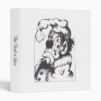 The Fool in Love Vinyl Binders