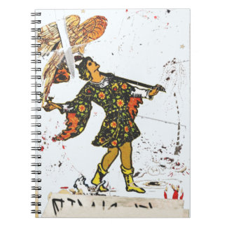 """The Fool"" Notebook (RW tarocchi)"