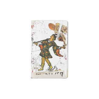 """The Fool"" Pocket Notebook (RW tarocchi)"