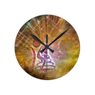 The Fool Round Clock