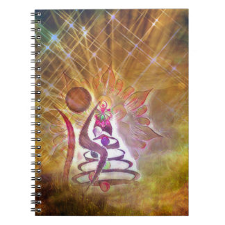 The Fool Spiral Notebook