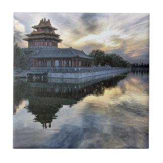 The Forbidden City Ceramic Tile