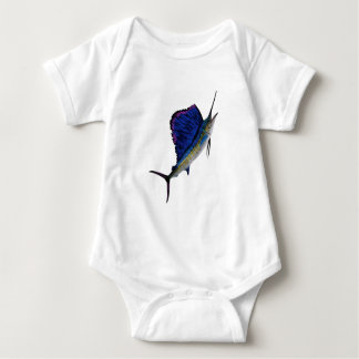 THE FORCEFUL MOVE BABY BODYSUIT
