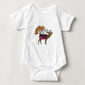 THE FOREST BRINGS BABY BODYSUIT