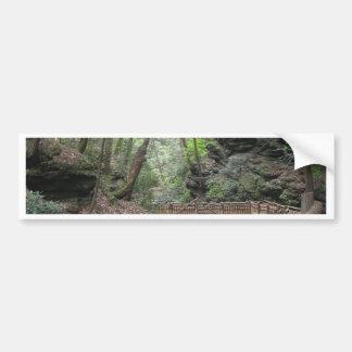The Forest Bumper Sticker