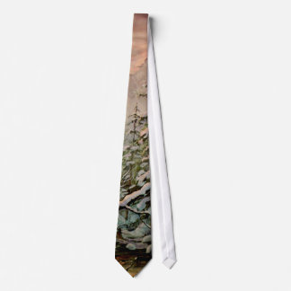 The FOREST by SHARON SHARPE Tie