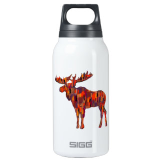 THE FOREST CALLS INSULATED WATER BOTTLE