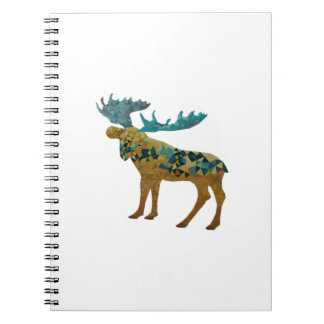 THE FOREST EDGE SPIRAL NOTE BOOKS