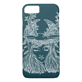 The Forest Princess iPhone 7 Case