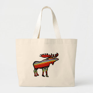 THE FOREST PROVIDES LARGE TOTE BAG