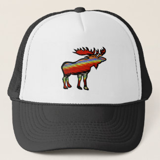 THE FOREST PROVIDES TRUCKER HAT