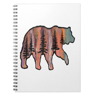 THE FOREST REVEALED NOTEBOOK