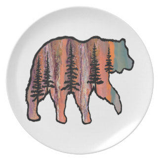 THE FOREST REVEALED PLATES
