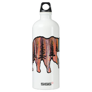 THE FOREST REVEALED WATER BOTTLE