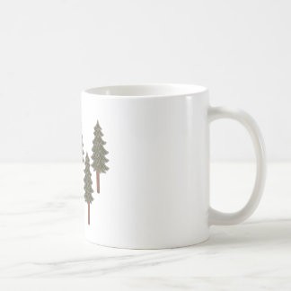 THE FOREST TRANQUILITY COFFEE MUG