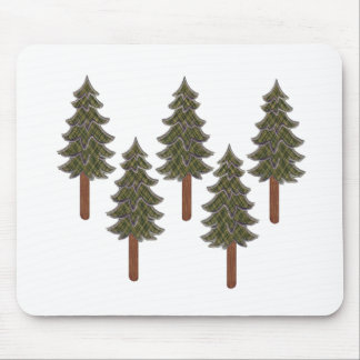 THE FOREST TRANQUILITY MOUSE PAD